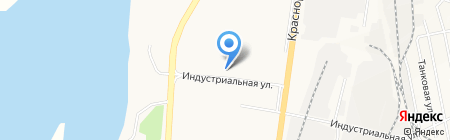 БОБКОВ-АВТО на карте Хабаровска