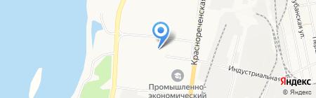 Оптик Плюс Хабаровск на карте Хабаровска