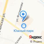 Gloria Jeans на карте Хабаровска