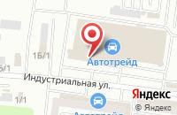 Схема проезда до компании Росгосстрах в Хабаровске