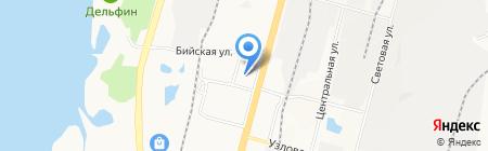 АвтоDraif на карте Хабаровска