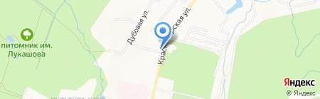 Магазин продуктов на карте Хабаровска