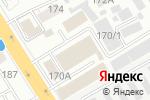 Схема проезда до компании КАФЕ ПОЗНАЯ в Хабаровске
