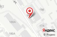 Схема проезда до компании Вода Корфовская в Хабаровске