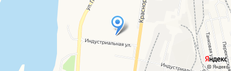 МаксМото на карте Хабаровска