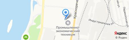 Хабаровский центр социальной реабилитации инвалидов на карте Хабаровска