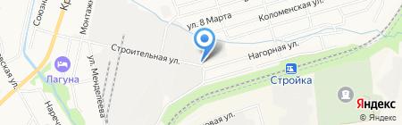 CONCEPT на карте Хабаровска