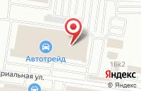 Схема проезда до компании АВАНТ в Хабаровске
