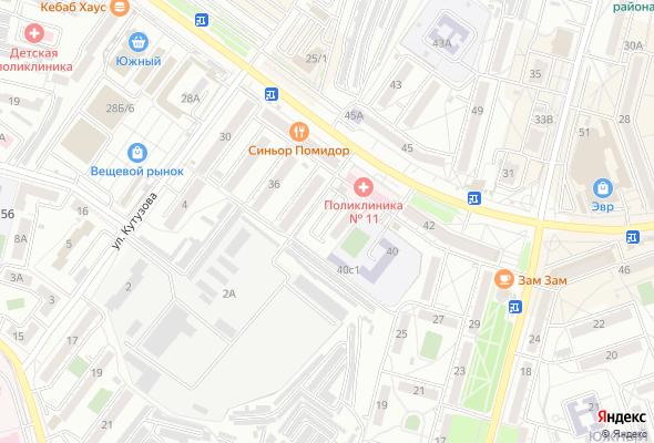 купить квартиру в ЖК Суворов