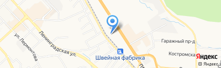 Биоактив ДВ на карте Хабаровска