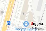 Схема проезда до компании Именная ложечка в Хабаровске