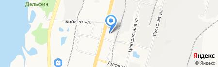 Русский Займ на карте Хабаровска
