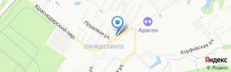 ГАРАНТ на карте Хабаровска