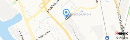 Фото на документы на карте Хабаровска