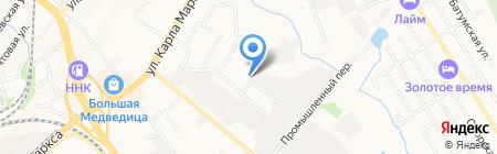 В Десятке на карте Хабаровска