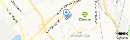 Наша обувь на карте Хабаровска