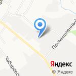 First на карте Хабаровска