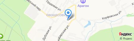 Отдел культуры и молодежной политики Хабаровского муниципального района на карте Хабаровска