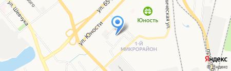 Первые шаги на карте Хабаровска