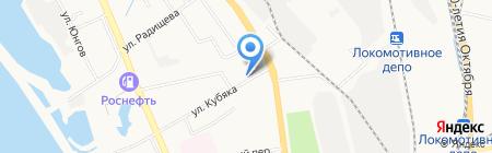 Мастерская по ремонту обуви на карте Хабаровска
