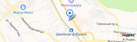 Auto Charm на карте Хабаровска