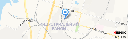 Пивная компания на карте Хабаровска