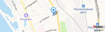 Ваш Стиль на карте Хабаровска