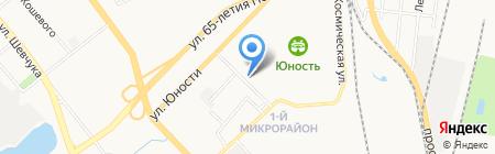 Diamond на карте Хабаровска