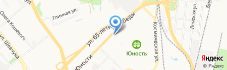 Суши Oki на карте Хабаровска