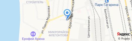 LingvoLab на карте Хабаровска