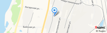 Спецэлеватормельмонтаж на карте Хабаровска