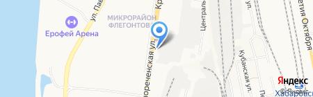 777 на карте Хабаровска