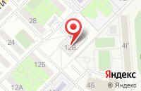 Схема проезда до компании Даль-Росмед в Хабаровске