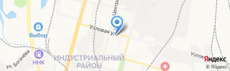 Трейд Мастер на карте Хабаровска