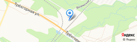 ГРАНИТ СИТИ на карте Хабаровска