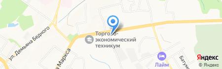 Автомобильная цифровая техника на карте Хабаровска