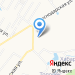 СпецПромСтрой на карте Хабаровска