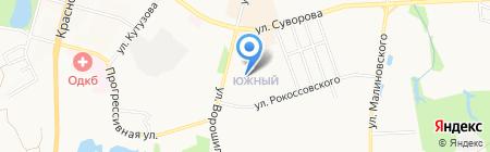 Хабаровский Специализированный дом ребенка на карте Хабаровска