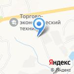 Мега Транс на карте Хабаровска