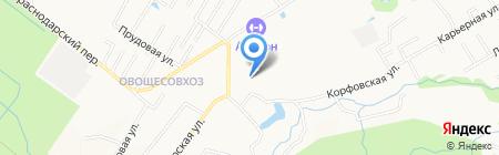 ЭКСПЕРТ-СЕРВИС на карте Хабаровска