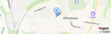 Мечта хозяйки на карте Ильинки