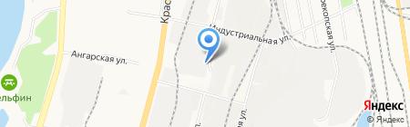 Мебель 27 на карте Хабаровска