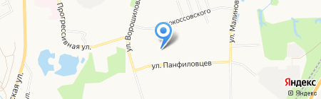 Bort на карте Хабаровска