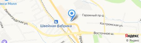Стройбыт на карте Хабаровска