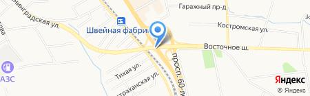 Диалог ДВ на карте Хабаровска