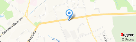 Доктор-СОЛЬ на карте Хабаровска