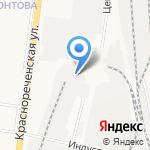 Сервис на карте Хабаровска
