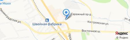 СантехЦентр на карте Хабаровска