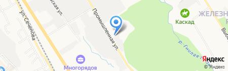 Символ на карте Хабаровска