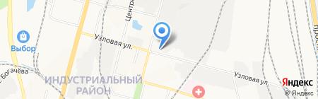 ДВ СМК на карте Хабаровска